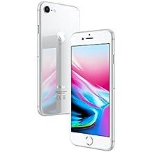 Apple iPhone 8 64Go Argent (Reconditionné)
