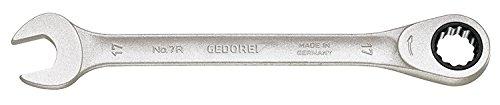 Gedore 7R-10 2297086 Clé à cliquet combiné 10 mm Argent