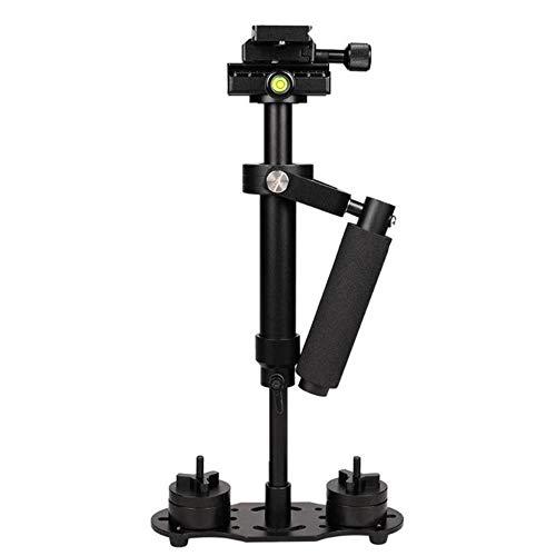 Wuyan stabilizzatori palmari cardanici per fotocamera supporto per stabilizzatore video in lega di alluminio per accessori per fotocamere dslr per telefono