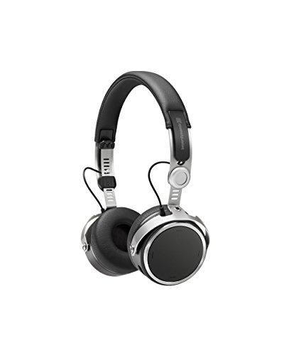 beyerdynamic Aventho wireless on-Ear-Kopfhörer mit Klang-Personalisierung in schwarz. 30 Stunden Akkulaufzeit, Bluetooth kabellos, MIY App, Mikrofon - 2