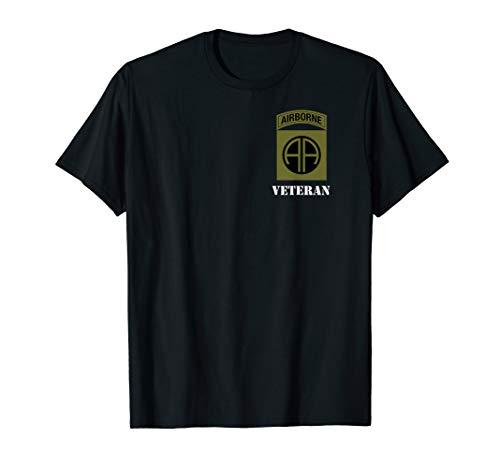 82nd Airborne Shirt - OCP Patch Weiß