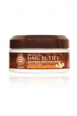 MY DNA Moisturizing Hair Butter - 8 OZ by Universal Beauty Products, Inc (English Manual)