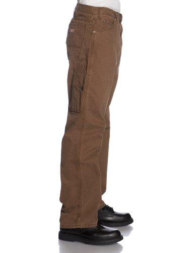 Dickies Pantalon Weatherford Pantalon de travail Rincé bois Brown