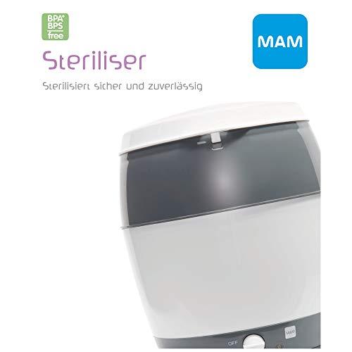 MAM 66969303 – Steriliser, Vaporisator grey/grau - 6