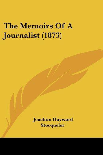 The Memoirs of a Journalist (1873) (Kostüme Für Theaterstücke)