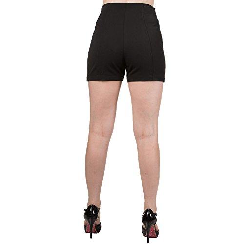 Banned - Short - Femme Noir