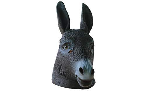 LYLLB-festival items Latex Buttercup Maske Kopfbedeckung Halloween Party Kostüm Dekorative Maske