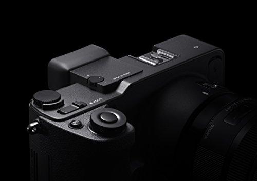 Sigma sd Quattro H spiegellose Systemkamera (45 Megapixel, 7,6 cm (3 Zoll) Display, SD-Kartenslot, SDHC-Kartenslot, SDXC-Kartenslot, Eye-Fi-Kartenslot) schwarz - 4