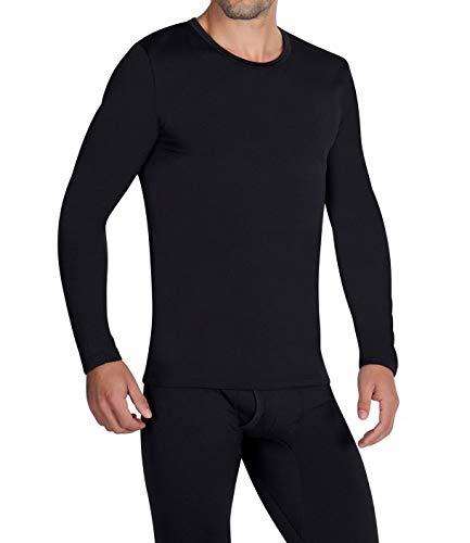 Camiseta Termica Manga Larga Ysabel Mora Negro
