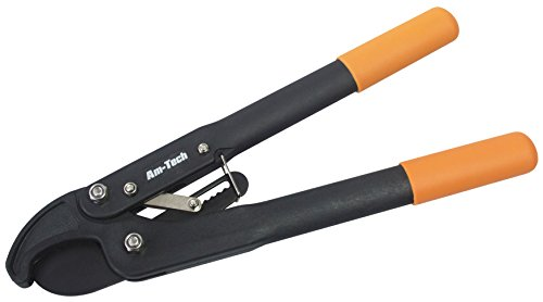 Am-Tech U2868 Mini Ratchet Lopper, mehrfarbig, 42 x 17 x 1 cm