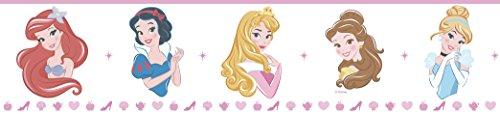 Dandino PR3525-2 Cenefa Infantil Princesas