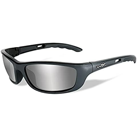 Gafas de sol Wiley X P-17, Unisex, P-17, Gun Metal Grey, S/M