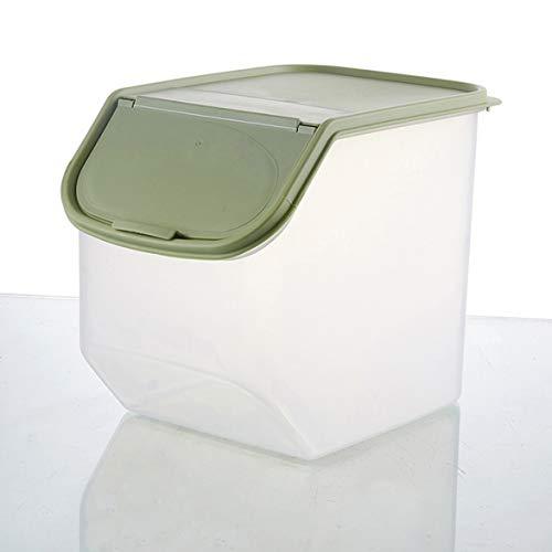 Kongqiabona Vollenden Lagerung Haushalt Gebrauch Küche Speicherorganisator Getrocknete Lebensmittel Lagerung Sealed Box Reis Bin Bean Korn Container Organizer -