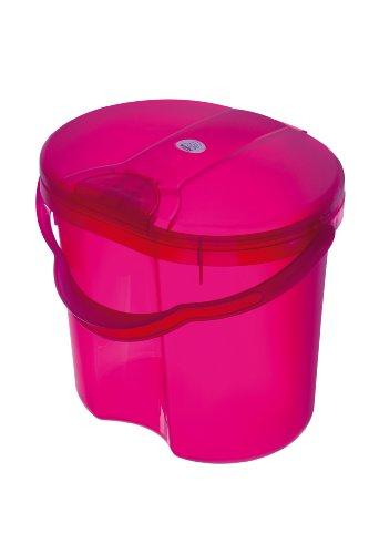 Rotho Babydesign 200020210 Top Windeleimer, translucent pink - 2