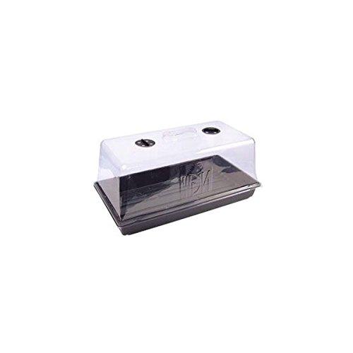 Mini serra/semenzaio (54x28x21cm) ventilata