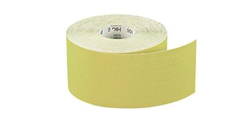 Techno Rouleau Papier Corindon 50 m x 12 cm - Grain 100