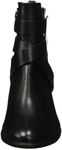 Ecco Shape 55, Bottes Classiques Femme Noir (BLACK/BLACK51052)