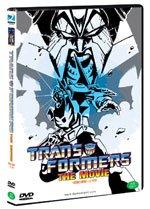 Animation DVD - TRANSFORMERS (Korea Edition) (Region code : all) (Dvd-transformers)