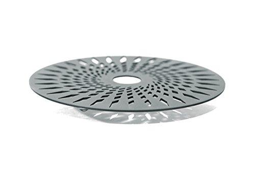 regenesi-sole-gris-trepied-en-aluminium-regeneree-fait-main-artisanal-en-italie