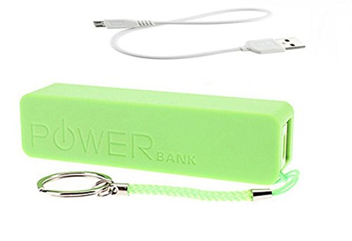 Neue 2600 mAh tragbare Travel Power Bank Notfall Backup Akku (schwarz) Ladegerät für Apple iphone7, iphone7 Plus iphone6s, iphone6s Plus iPhone 6 5S 5 C 5 4S 4 G 3 3 GS 4 4S 5 5S 6 Plus Samsung Galaxy S7 Edge, S7 Edge Plus, Note Edge, S6 Edge S6 S2 S3 S4 S5 Sony Xperia Z Z1 Z2 Handy und Smartphones