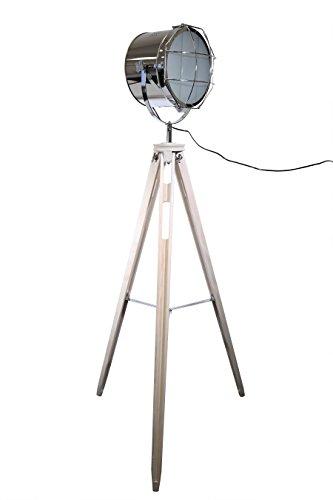 XXL STATIV STEHLEUCHTE STUDIOLAMPE STEHLAMPE SPOT IM STUDIOLAMPEN - DESIGN Lampe Höhe 158cm 605460