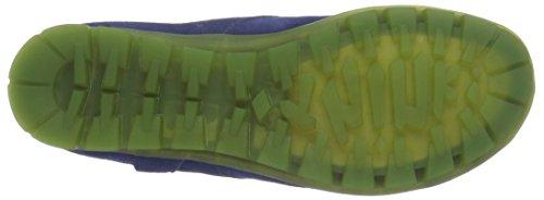Think! Menscha, Bottes courtes avec doublure chaude femme Bleu - Blau (Capri/KOMBI 90)