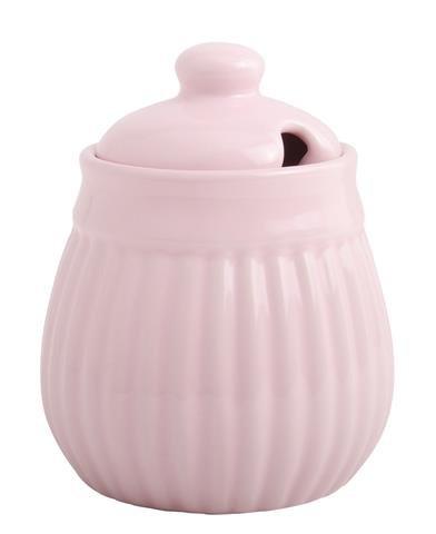 Boîte à sucre-sucrier en céramique rose english rose 'mynte laursen'par iB