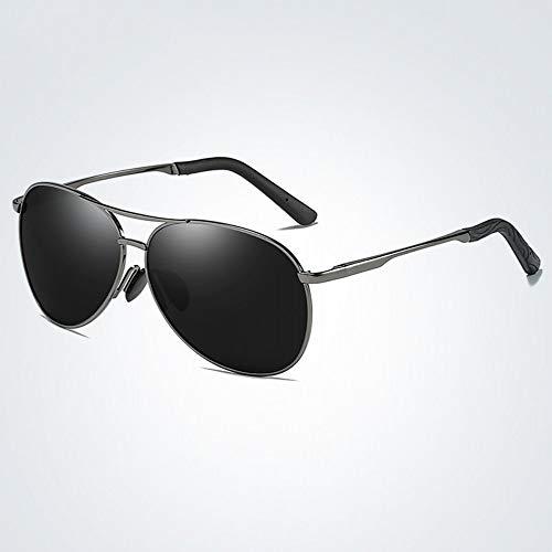 Sonnenbrillen. Hd-Polarisierte Sonnenbrillen Männer Aviation Blau Spiegel Sportbrillen Männlichen Polaroid Sonnenbrille Für Männer Marke Outdoor Reisen Sommer Uv400 Gun Grau