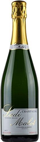 Sadi Malot Champagne Premier Cru Carte Blanche
