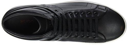 Hugo Futurism_Midc_Lt 10191227 01, Sneakers Hautes Homme Noir (Black 001)