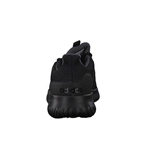 adidas Uomo Cloudfoam Ultimate scarpe sportive Nero (Negbas/Negbas/Neguti)