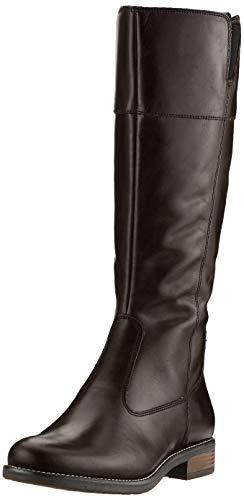 Tamaris Damen 1-1-25542-23 Hohe Stiefel, Schwarz (Black 1), 39 EU