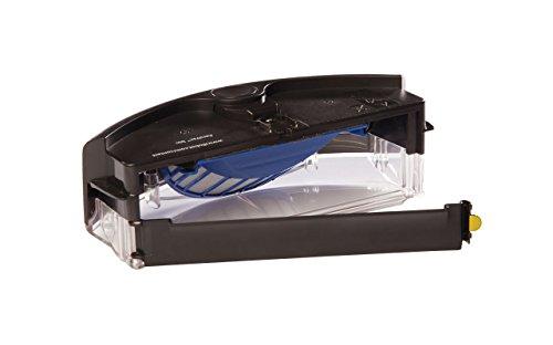 ASP ROBOT Depósito de filtros AEROVAC para iRobot Roomba 620 Serie 600. Recambio ORIGINAL CAJÓN DE RESIDUOS CAJA repuesto compatible para aspirador irobot Rumba Serie 6 ALTA CALIDAD