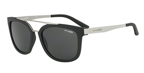 Preisvergleich Produktbild Arnette AN 4232 01/87 - Juncture, Matte Black/Grey, 56-19mm, Sunglasses