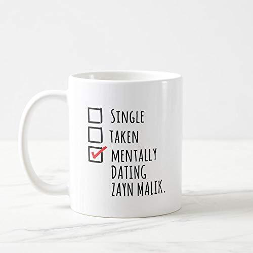 Malik One Direction Tasse Celebrity Mugs 1D Kaffeetasse Zayn Malik 93, One Direction Geschenk ()