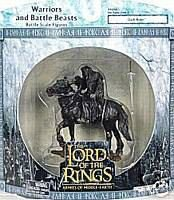 Lord of the Rings The Lord of the Rings Armies of Middle Earth Dark Rider Figure Set