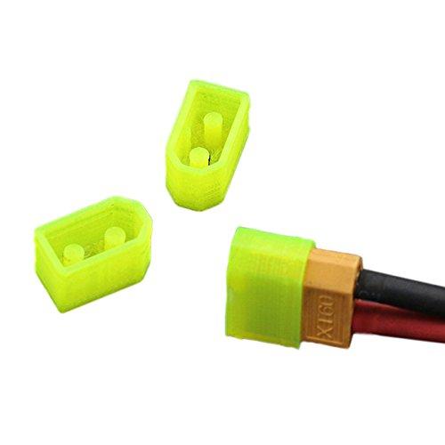 KINGDUO 3 Pcs xt60 Plug Spark Plastic Protective Cover Für Rc Multirotor FPV Racing Drone (Multi-spark Plug)