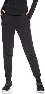 adidas Women's W BRILLIANT BASICS Trackpants, Grey (Medium Grey Heat