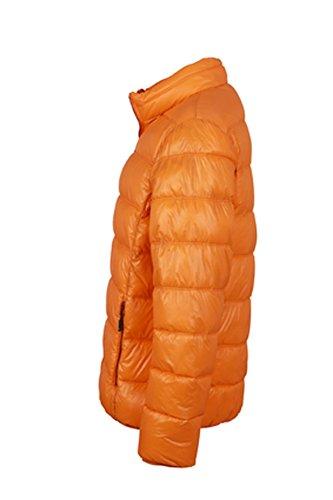 Men's Winter Down Jacket im digatex-package orange/rust