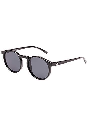 Le Specs Damen Teen Spirit Deux Sonnenbrillen Einheitsgröße Schwarz