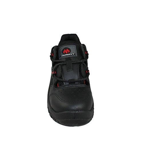 Aimont tisbe chaussures de sécurité s1P sRC chaussures de trekking sandale berufsschuhe businessschuhe noir Noir - Noir