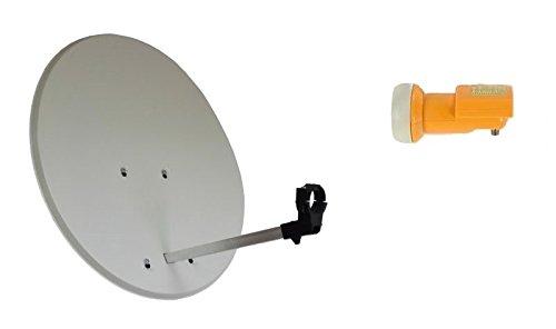 Kit Antena parabólica 60 cm LNB sin Soporte Televes