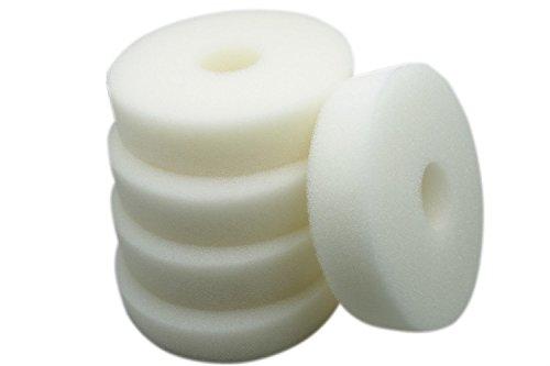 Générique Compatible Mousseux Eponge Filtration Médias Convient Laguna Pression Flo 12000 (Paquet de 10)
