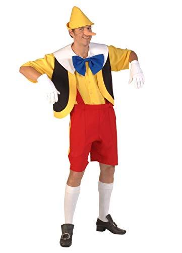 thetru Deluxe Pinocchio-Kostüm, Größe ()