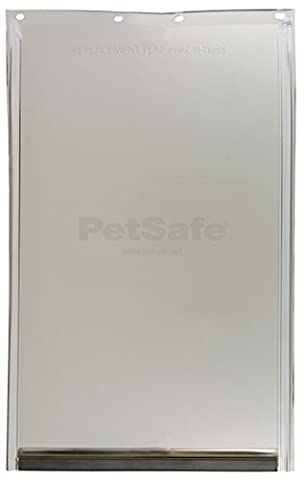 PetSafe Dog and Cat Door Replacement Flap, Medium, 8 1/8