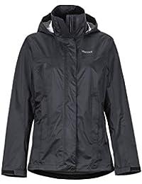 Marmot Wm's PreCip Eco Jacket, Damen, Hardshell Regenjacke, winddicht, wasserdicht, atmungsaktiv