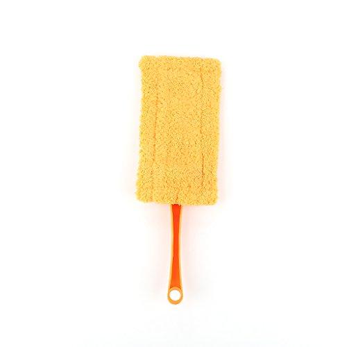 oobest Limpiaparabrisas de Microfibra eficiente Limpiador de Ventanas y rasqueta limpiacristales Herramientas de Limpieza para casa Coche