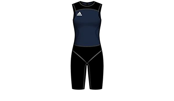 0dca3d6864e5 adidas AdiPOWER Women s Powerweb Suit Athletics Weightlifting One Piece  Suit Jumpsuit  Amazon.co.uk  Sports   Outdoors