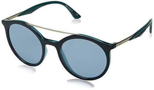 Ray-Ban Damen 268380 Sonnenbrille, Grün (Top Dk Green Transparente), 50