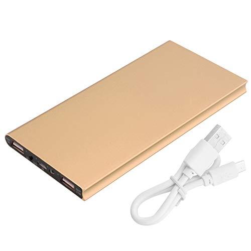 Elviray Ultrafino 20000 mAh Puertos USB duales portátiles